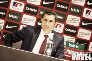 Valverde: ''El partido estaba abierto y hemos podido ganar''