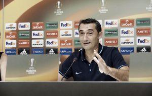 """Valverde: """"Espero un partido abierto"""""""