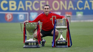 Barcellona, Valverde chiede rinforzi