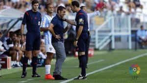 """Valverde: """"No podemos decir nada porque nos puede volver a pitar en dos semanas"""""""