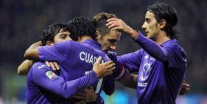 La Fiorentina consigue el empate al final y con uno menos ante el Parma