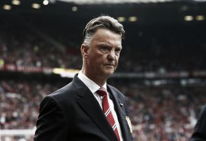 Van Gaal sends a warning message to United's main rivals