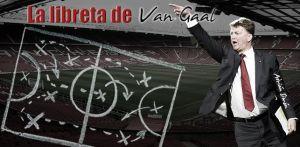 La libreta de Van Gaal: el balón parado rescata un punto