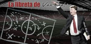 La libreta de Van Gaal: poco fútbol y mucha recompensa