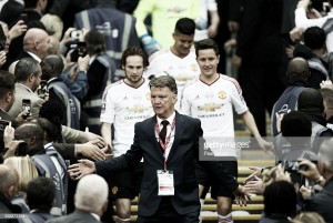 Louis van Gaal presence is slowly being erased from Manchester United