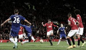 Manchester United 1 -1 Chelsea: United Player Ratings