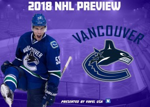 Vancouver Canucks : 2018/19 NHL season preview