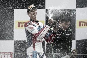 """Van der Mark: """"La tercera posición se siente como una victoria"""""""