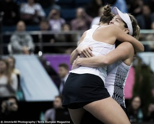 Fed Cup: USA defeats Belarus 3-2 after prevailing in crucial doubles rubber