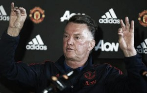 Louis van Gaal insists Manchester United cannot allow a Leicester title win at Old Trafford