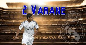 Real Madrid 2014/15: Raphaël Varane