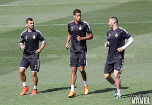 Los hombres de Zidane