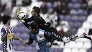 Puntuaciones del Real Valladolid 2014/15: portería y defensa