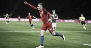 Germany2-3 England: Three Lions stun- die Mannschaft