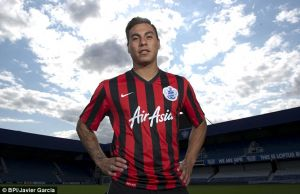 DONE DEAL: Vargas signs for QPR