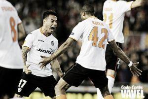 Vargas y su idilio con las Copas continentales