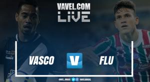 Resultado Vasco da Gama 1 x 1 Fluminense no Campeonato Brasileiro