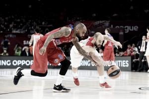 Turkish Airlines EuroLeague Final Four - Follia Cska, l'Olympiakos ci crede e la spunta nel finale (78-82)