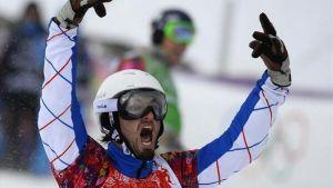 Snowboardcross (H) : sacré Pierre Vaultier !