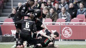 Resumen de la jornada 34 de la Eredivisie