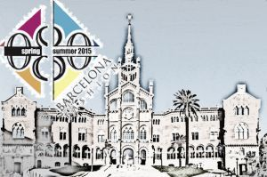 Sant Pau, preparado para acoger la 080 Barcelona Fashion