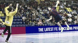 El FC Barcelona Lassa olvida la Superglobe