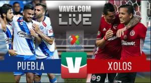 Puebla se impone a Xolos