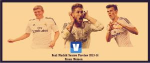 Real Madrid: 2014/15 Season Preview