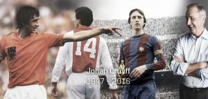 Morre Johan Cruyff, o homem que revolucionou o futebol moderno