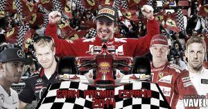 Entrenamientos Libres 2 del GP de España de Fórmula 1 2014, en vivo y directo online