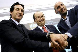 """Castro y Monchi: """"Emery es el entrenador Ideal"""""""