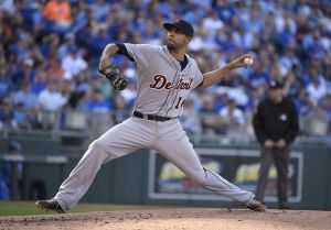 David Price Goes The Distance As Detroit Tigers Sneak Past Kansas City Royals