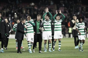 Messi manda al Sporting Lisboa a la Europa League
