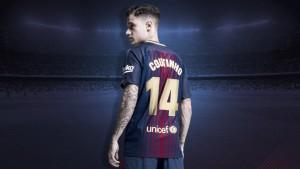 Dinastia de Cruyff e Henry: Philippe Coutinho usará número 14 no Barcelona
