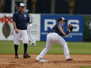 Detroit Tigers Drop Florida Southern In Annual Exhibition