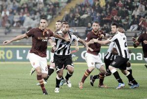 Udinese vs Roma en vivo y en directo online
