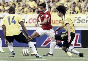"""Stefan Medina:""""Hoy estoy luchando por estar de nuevo en la Selección"""""""
