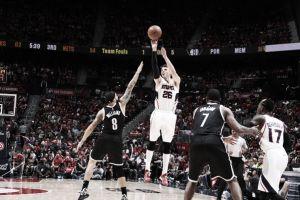Em noite de Kyle Korver, Atlanta Hawks bate Brooklyn Nets e larga na frente nos playoffs da NBA