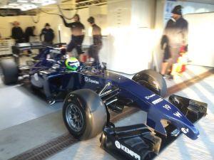 """Felipe Massa: """"El primer día con un coche nuevo es siempre emocionante"""""""