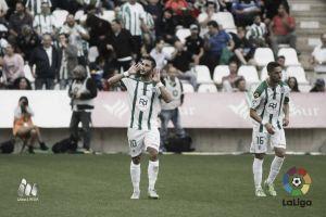 Córdoba CF - CD Numancia: puntuaciones del Córdoba, jornada 9 de la Liga Adelante