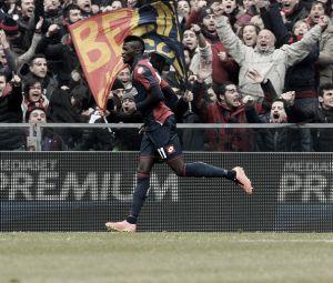 Renegado no Milan, Niang brilha no Genoa e revela sonho de ganhar Bola de Ouro