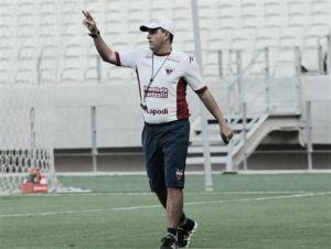 Marcelo Chamusca acredita em título do Cearense após vice em 2014