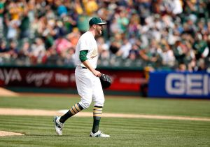 Jesse Hahn And Oakland Athletics Shut Down Detroit Tigers