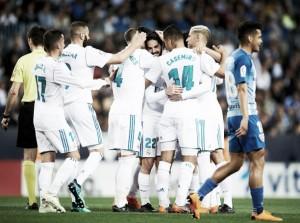 Com direito a 'lei do ex' de Isco, Real Madrid bate Málaga e retoma terceira colocação da Liga