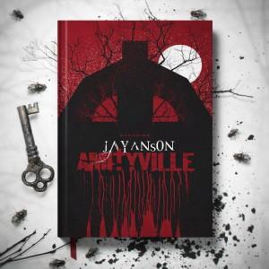 Baseado em eventos paranormais, DarksiteBooks lança Amityville
