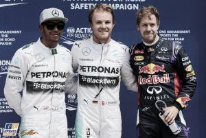 Nico Rosberg consigue la pole y eleva un peldaño más la tensión con Lewis Hamilton