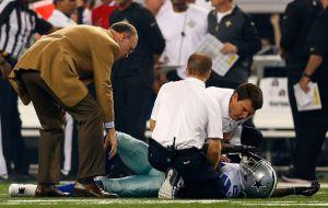 Dallas Cowboys' Morris Claiborne Out For Season
