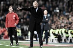 Zidane faz balanço da equipe e exalta importante vitória sobre Las Palmas