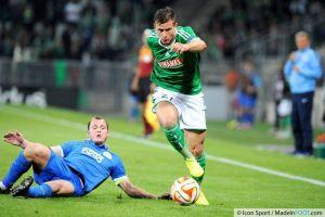 Live Ligue Europa: le match Saint-Éienne - Qarabag Agdam en direct