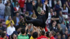 Liga, 38a giornata: pari Atletico, è campione di Spagna! retrocedono Osasuna e Valladolid